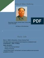 Mao Zedong Ppt
