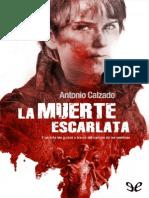 La muerte escarlata   Antonio Calzado.pdf