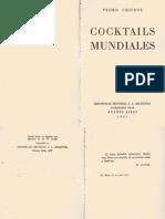 1947 COCKTAILS MUNDIALES, de PEDRO CHICOTE, EDITORIALES REUNIDAS S.A. BUENOS AIRES  1947.pdf