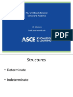 Session I Structural Analysis