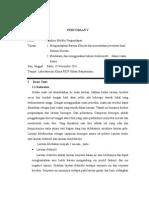 Analisis Melalui Pengendapan.doc
