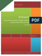 Rosario Sinaloa Preguntas y Escrito.