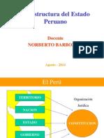 B. La Estructura del Estado Peruano-2014 (1).ppt