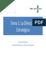 Tema 01 - La dirección estratégica.pdf