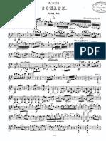 Grieg - Violin Sonata No. 2 in G Minor Op. 13