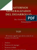 TRASTORNOS GENERALIZADOS DEL DESARROLLO.ppt