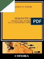 [Janet_Fodor._Francisco_Aliaga_García - SemánticA. tEORÍA DEL SIGNIFICADO EN LA GRAMÁTICA GENERATIVA.pdf