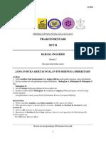 JUJ Pahang SPM 2014 English K2 Set 2