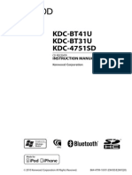 Kdc Bt31 Bt41 4751sd English