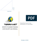 CISCO ASA Firewall Training