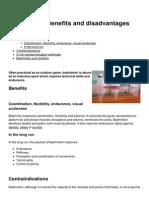 Badminton Benefits and Disadvantages 431 Mvfik0