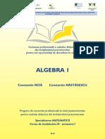 Matematica I - Algebra I