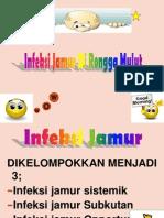 brinfeksi jamur