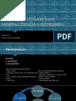 Identifikasi Logam Dan Mineral Dengan Instrumen - Copy