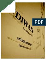 Diwan - André Mestre