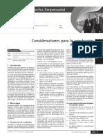 DERECHO EMPRESARIAL Consideraciiones para la aprobacion de resultados.pdf