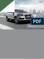 Audi Q7 (UK)