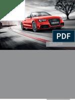 Audi RS 5 Cabriolet (UK)