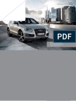 Audi Q5 and SQ5 (UK)
