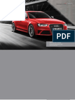 Audi RS 4 Avant (UK)