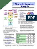 Strategic Keyword Analysis Lit