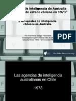 La secreta participación de Australia en el Golpe militar de Chile