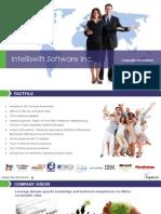 Intelliswift - Corporate Presentation