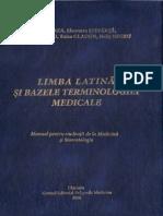 Limba Latina Si Bazele Terminologiei Medicale, USMF 'N.testimiteanu' ,Chisinau, 2006