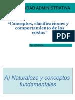 Conceptos Clasificaciones y Comportamiento de Los Costos Actual 1 (4)