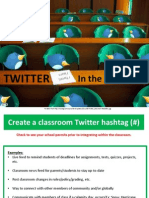 ways to use twitter in classroom