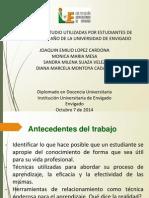 Socialización trabajo de investigación Diplomado IUE marcela v3.pptx