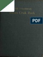 The talisman Italian cook book; - Boni, Ada.pdf
