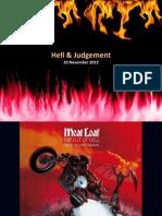 hell  judgement web