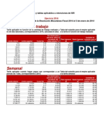 Tarifas y tablas aplicables a retenciones de ISR.docx