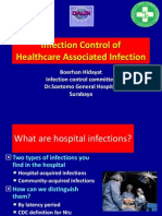 Dalin Healthcare Associated Infection