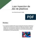 Diseno por inyeccion de moldeo de plasticos