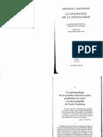 A. Davidson - La epistemología de las pruebas distorsionadas.pdf