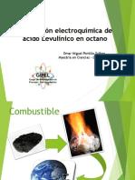 Generación de biocombustibles vía electroquímica conversión electroquímica de ácido Levulínico en octano. (2).pptx