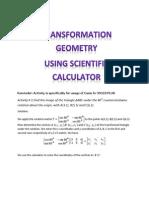 Paper 4_ Using Calculator
