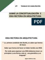 Sobre la conceptualización e idea rectora en arquitectura.pptx