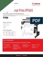iPF605 2pp DataSheet