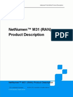 ZTE GU NetNumen M31(RAN) Product Description