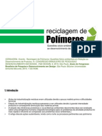 reciclagem de polímeros.ppt