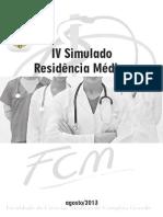 IV SIMULADO Residencia 2013-2-agosto-1.pdf