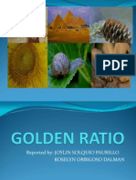 Golden Ratio Report