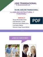 """""""El ANÁLISIS ESTRUCTURAL Y FUNCIONAL"""".pptx"""