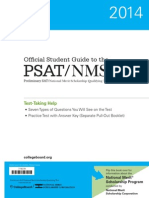Psat Nmsqt Official Student Guide