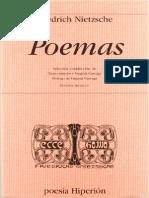 Friedrich Nietzsche - Poemas Edición Bilingüe.pdf