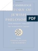 The Cambridge History of Jewish Philosophy Vol 1.pdf