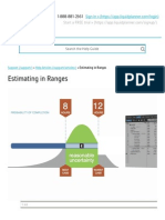 LiquidPlanner's Methodology _ Estimating in Ranges